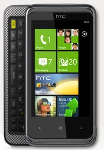 HTC 7 Pro - Windows Phone 7