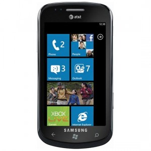 Samsung Focus - Windows Phone 7 Smartphone